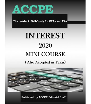 Interest 2020 Mini Course