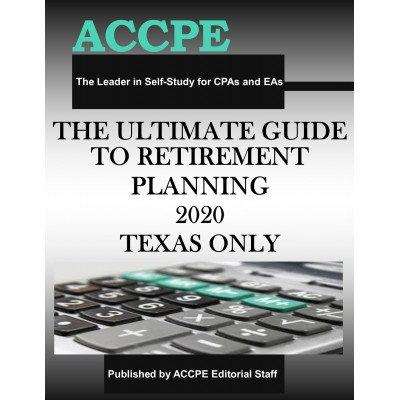 The Ultimate Guide To Retirement Planning 2020 TEXAS & OHIO ONLY