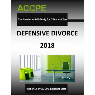 Defensive Divorce 2018