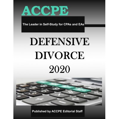 Defensive Divorce 2020