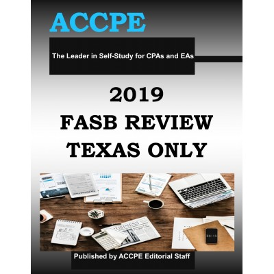 2019 FASB Review TEXAS ONLY