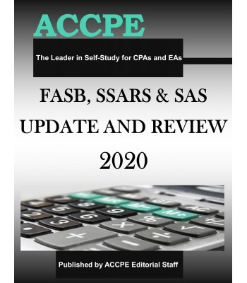 FASB, SSARS and SAS Update and Review 2020