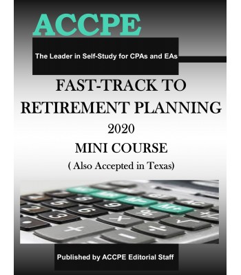 Fast Track Retirement  Planning 2020 Mini Course