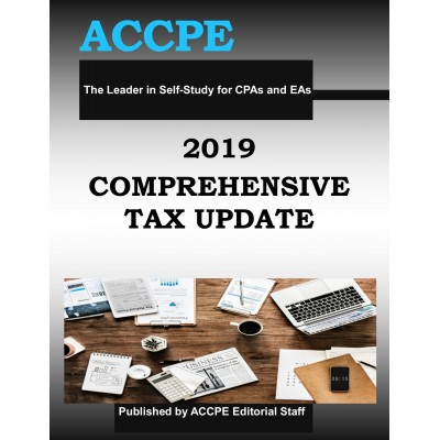 Comprehensive Tax Updates 2019