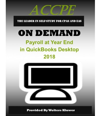 Payroll at Year-End in QuickBooks Desktop