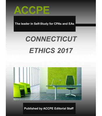 Connecticut Ethics: An Overview for Accountants 307033-17