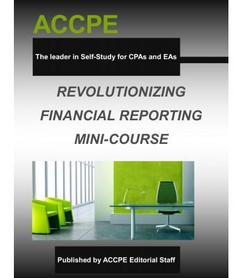 Revolutionizing Financial Reporting Mini-Course
