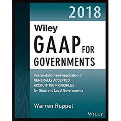 GAAP FOR GOVERNMENTS 2018