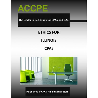 Ethics for Illinois CPAs 2018