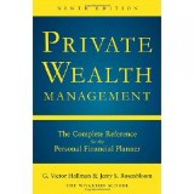 Private Wealth Management Ninth Edition -TEXAS ONLY