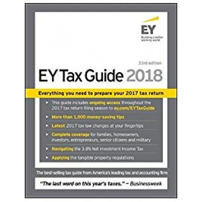 EY Tax Guide 2018 -TEXAS ONLY- 122041T